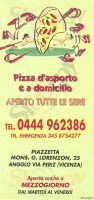 Pizza Pazza, Vicenza