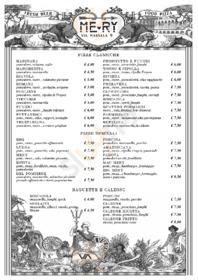 Pizzeria Mery, Padova