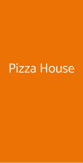 Pizza House, Vicenza