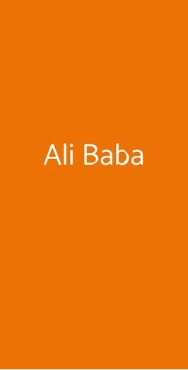 Ali Baba, Padova