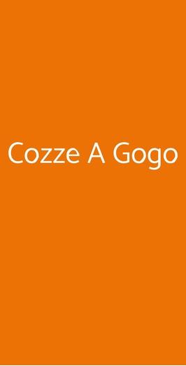Cozze A Gogo, Treviso