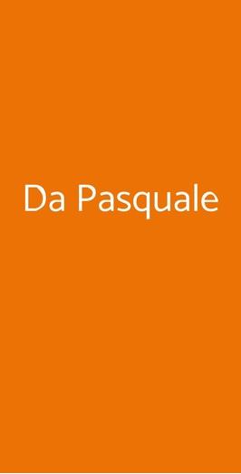 Da Pasquale, Capri