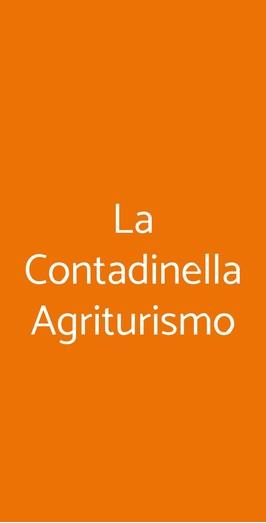 La Contadinella Agriturismo, Nusco