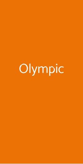 Olympic, Trente