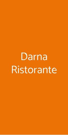 Darna Ristorante, Azeglio