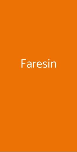 Faresin, Maragnole