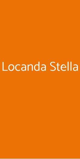 Locanda Stella, Camporovere