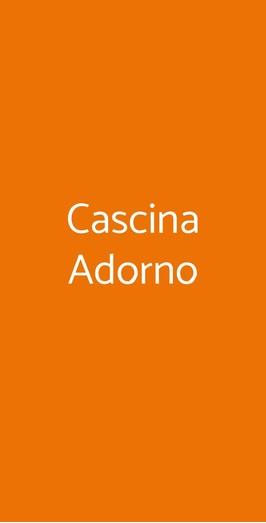 Cascina Adorno, Ponti