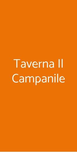 Taverna Il Campanile, Marigliano