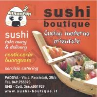 Sushi Boutique, Padova