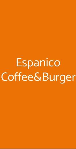 Espanico Coffee&burger, Cardito
