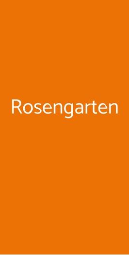 Rosengarten, Albiano D'ivrea
