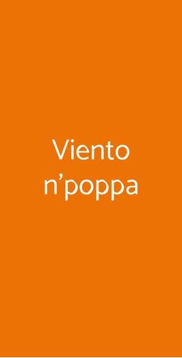 Viento N'poppa, Torre Annunziata
