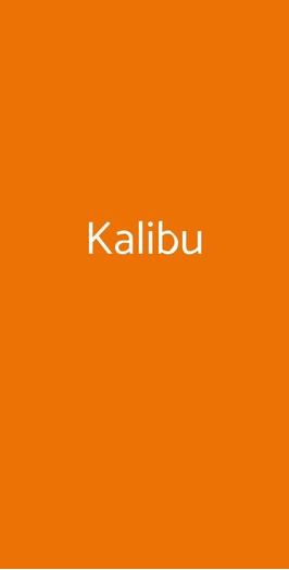 Kalibu, Albiano D'Ivrea