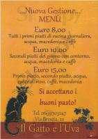 Il Gatto E L'uva, Roma