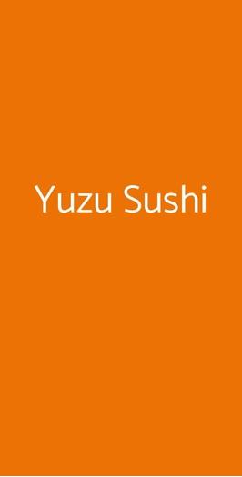Yuzu Sushi, Bari
