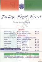 Indian Fast Food, Roma