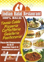 Indian Halal Restaurant, Roma