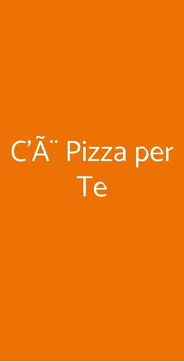 C'è Pizza Per Te, Rimini