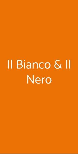 Il Bianco & Il Nero, Cesenatico