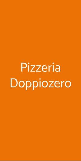 Pizzeria Doppiozero, Triggiano