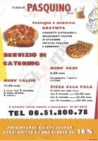 La Pizza Di Pasquino, Roma