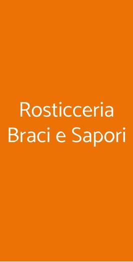 Rosticceria Braci E Sapori, Ferrara