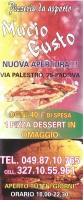 Mucio Gusto, Padova
