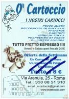 O' Cartoccio, Roma