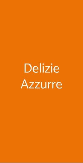 Delizie Azzurre, Punta Marina Terme