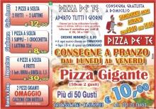 Pizza Pe' Te, Roma
