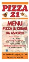 Pizza 21, Reggio Emilia
