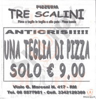 Tre Scalini, Roma