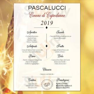 Menu Pascalucci
