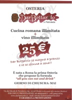 Dar Bottarolo, Roma