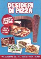 Desideri Di Pizza, Roma