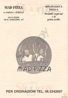 Mad Pizza, Roma