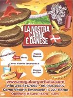 Megaburger, Roma
