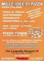 Mille Idee Di Pizza, Roma