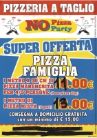 No Pizza No Party, Roma