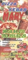 Pizza & Kebab Mary, Roma