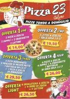 Pizza 23, Roma