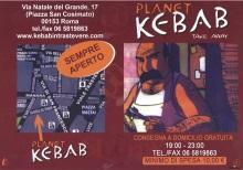 Planet Kebab, Roma