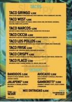 Tiki Tacos, Napoli