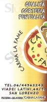 Carma La Fame, Roma