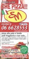 Che Pizza, Roma