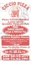 Ciccio Pizza, Roma
