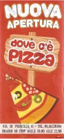 Dove C'e Pizza, Roma