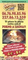 Fantasie Di Pizza E Non, Roma