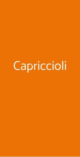 Capriccioli, Torino